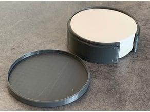 Aeropress filter holder
