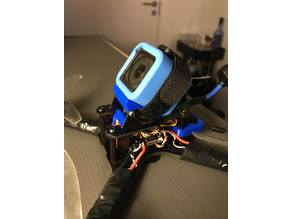 Realacc X210 / QAV X Gopro Session mount