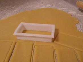 Parametric Cookie Cutter / Parametrischer Plätzchenausstecher