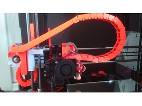Anet AM8 X & Z-axis chain & Sensor Mount  + long chain link