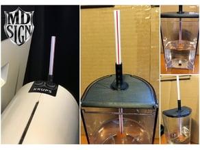 Krups/Nespresso® inissia level - Wasserstandsanzeige