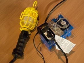 Arduino controlled Dimmer Switch