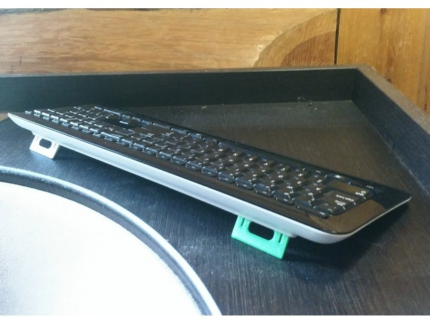Microsoft Wireless Keyboard 800 Leg By Night Lord Thingiverse