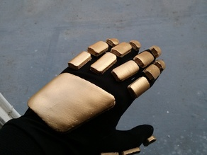Daft Punk Gloves