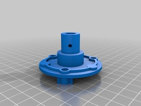 Planetary gear mechanism for meat grinder