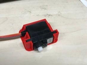 Servo Frame 11mm - Graupner C2081