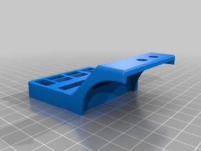 Anycubic I3 Mega Tool Rig (right side)