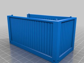28mm Intermodal Shipping Container Sample Pack