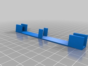 Mobile monitor stand