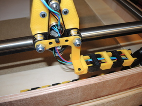 Drag Chain attachments for MPCNC