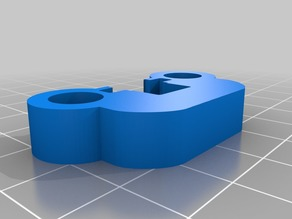 8mm Belt Tensioner with Space for washers