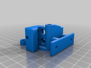 Airtripper Variant for Planetary Gear Stepper, 8mm MK7 pulley and M5 PushFit