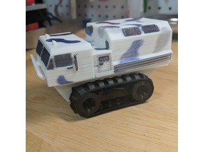 Chetra PM-140 Personnel Carrier Tiny Trak
