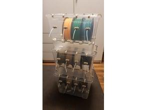 Ikea Samla 22l Filament Box