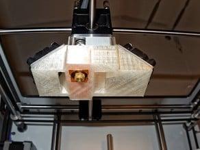 Ultimaker 2 Airflow Optimized Cooler for Olsson Block