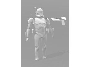 """Captain Rex Helmet, Suit, Armour """"Revision 2"""""""