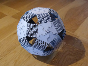 Decorative dodeca ball