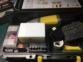 Proxxon Grinder IBS Tool Box