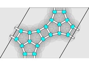 Hypothetical ultralow-density ice: dtc.