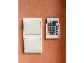 LED-Stripe Remote Holder
