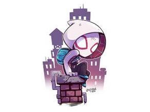 Spider_Gwen Back