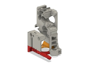 BS Hot Fins and Anti-sag PINDA for MK3S R4 Extruder