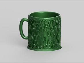 Voronoi Mug