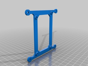 Anet A8 Arduino Mega 2560 & Ramps Holder Adapter
