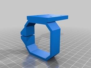 MK8 extruder mount holder for rework x-carriage