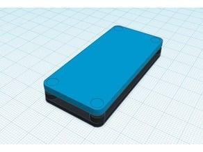 Raspberry Pi Zero Blank Slate Case