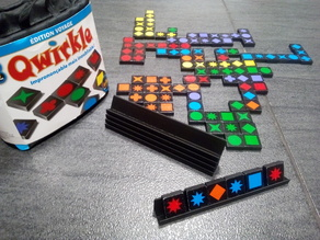 QWIRKLE Tiles Holder TRAVEL