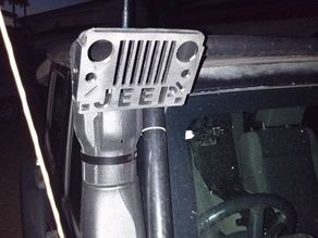 jeep snorkle grill v2