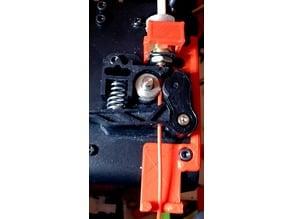 Monoprice Select Mini Filament Guide and Bowden Clamp