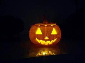 Classic Jack-o-lantern