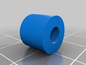 Lulzbot TAZ Filament tube boot
