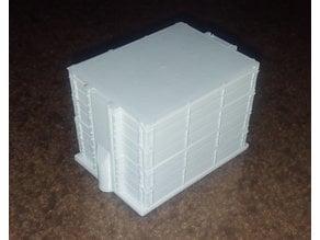 2 plank box