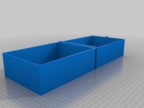 Box with very nice hinge