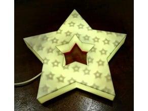 Big Christmas Star