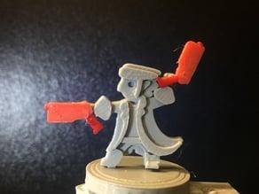 28Chibi - Halfling GunSlinger