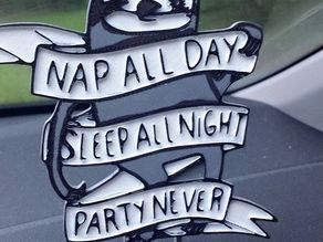 Sloth Motto