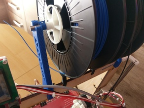 Brake for Spoolholder, filament