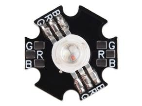 High Power RGB LED Model