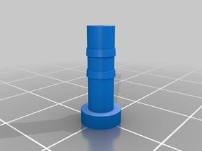 Blindstopfen für 4mm Schlauch / Blind Plug for 4mm Hose
