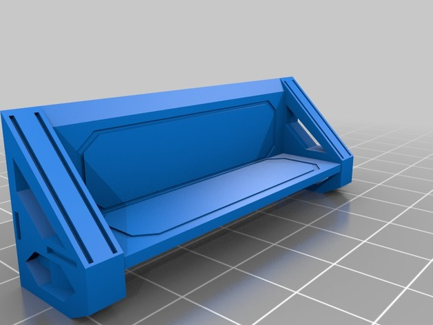 28mm Sci-fi benches