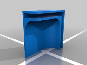 Foamboard Enclosure Brackets