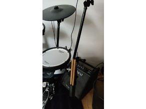 Drumstick holder for Roland / Yamaha / E-drums