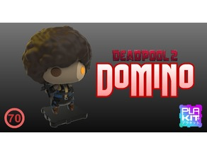 DeadPool2 DOMINO!!