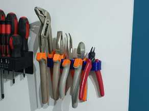 Plier Wall Holder