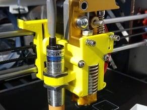 Generic E3D v5 clone / Metal Extruder Mount Assembly