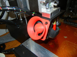 Printrbot Simple - Intake Duct